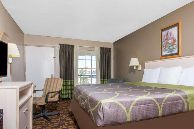 Super 8 by Wyndham Antioch/Nashville South East - Antioch - Bedroom