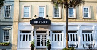 The Vendue - Charleston - Rakennus