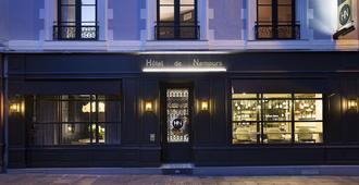 Hôtel De Nemours Rennes - Rennes - Bygning