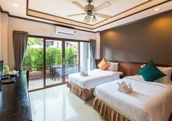 Sunrise Resort - Ko Pha Ngan - Bedroom