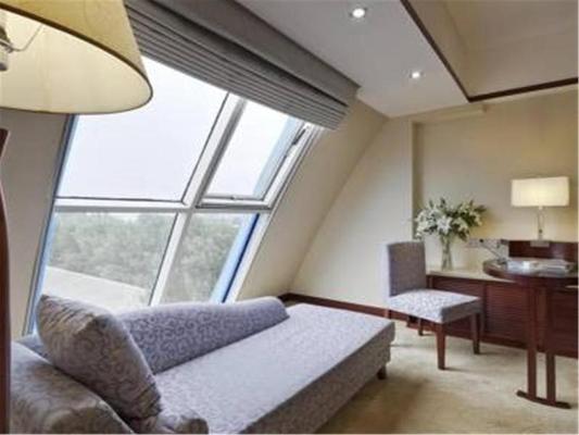 Beijing Starmoon Hotel - Beijing - Living room