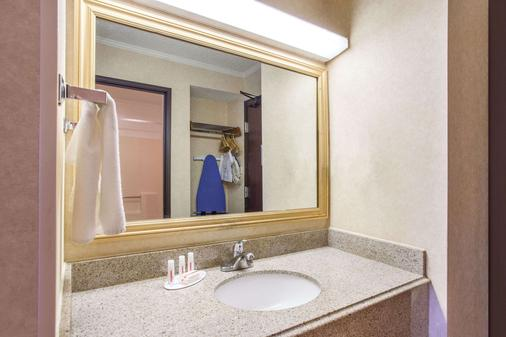 Baymont by Wyndham Detroit/Roseville - Roseville - Bathroom