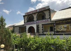 Qarandzav - Yeghegnadzor - Edifício