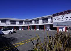 Bay Crest Motor Lodge - Nelson - Rakennus