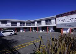 Bay Crest Motor Lodge - Nelson - Building