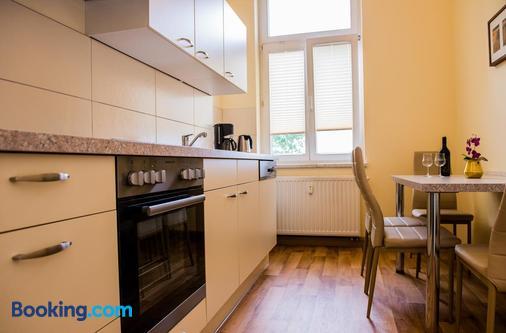 Gästehaus Stadt Metz - Dresden - Kitchen