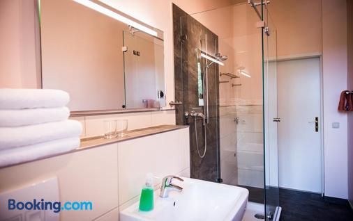 Gästehaus Stadt Metz - Dresden - Bathroom