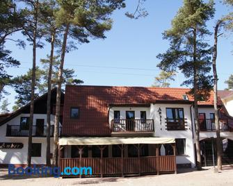 Pensjonat Amber - Pobierowo - Building