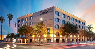 Empress Hotel of La Jolla - San Diego - Edifici
