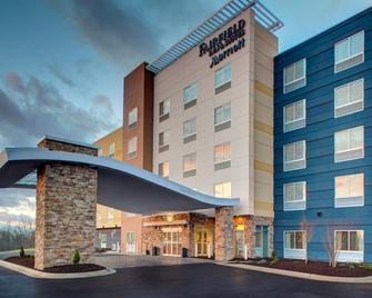 Fairfield Inn & Suites by Marriott Roanoke Salem - Salem - Byggnad