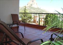 Hotel Quinta Arantxa - Bernal - Balcón