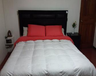 Casa de Campo El Aromo - Chillán - Schlafzimmer