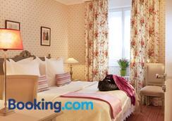 Hotel Gradlon - Quimper - Bedroom