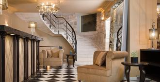 Heritage Hotel Bastion- Relais & Chateaux - Zadar - Lobby