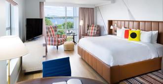 Hotel Indigo Old Town Alexandria - Alexandria - Bedroom