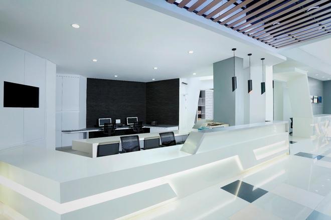 Berry Biz Hotel - Κούτα - Aίθουσα συνεδριάσεων