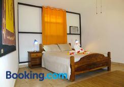 Popa Paradise Beach Resort - Bocas del Toro - Bedroom