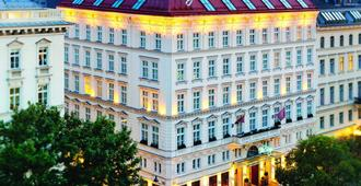 The Ring - Vienna's Casual Luxury Hotel - Вена - Здание