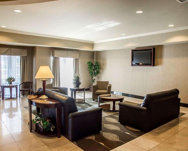 Comfort Suites Cincinnati North - Cincinnati - Sala de estar