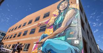 Adelaide Central YHA - אדלייד - בניין