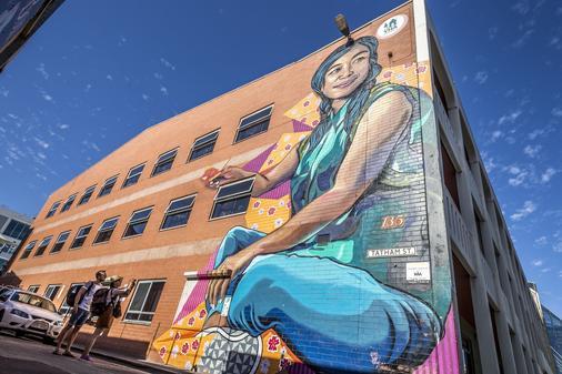 Adelaide Central YHA - Αδελαΐδα - Κτίριο