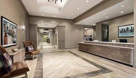 巴爾的摩內港萬豪居家酒店 - 巴爾的摩 - 巴爾的摩 - 櫃檯