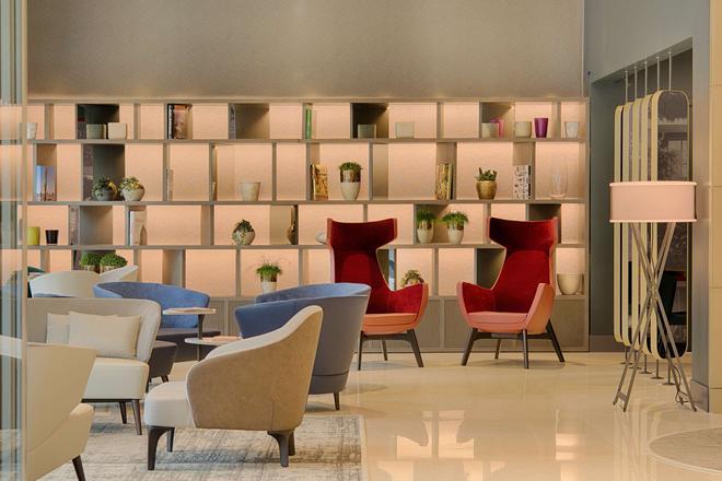 NH Collection Milano Porta Nuova - Milan - Lounge