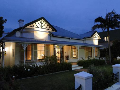 Fynbos Villa Guest House - Stellenbosch - Rakennus