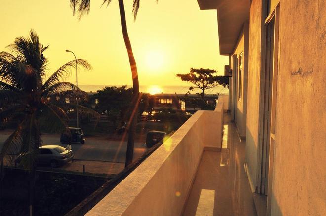 Sai Sea City Hotel - Colombo - Balkon