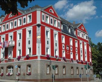 Hotel Strauss - Гоф - Building