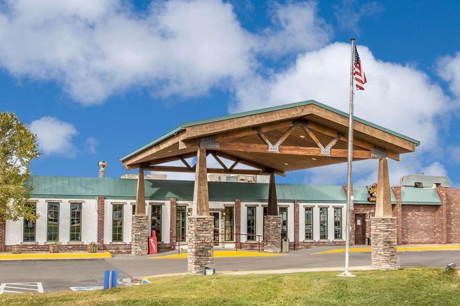 Econo Lodge Rawlins - Rawlins - Building