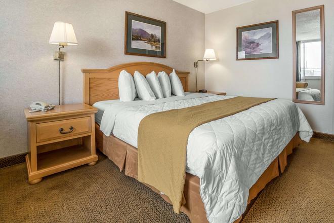 Econo Lodge Rawlins - Rawlins - Bedroom