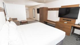 Holiday Inn Express Hotel & Suites Hollywood Walk of Fame - Los Angeles - Bedroom