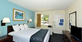 Americas Best Value Inn Bradenton Sarasota - Bradenton - Bedroom