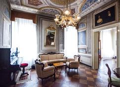 Hotel Europa - Ferrara - Wohnzimmer