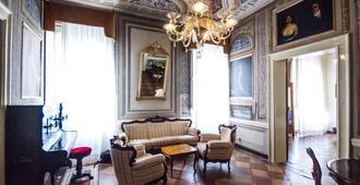 Europa - Ferrara - Sala de estar