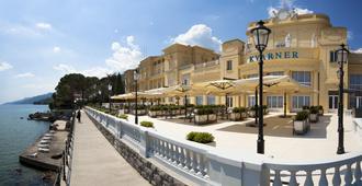 Hotel Kvarner - Opatija - Building