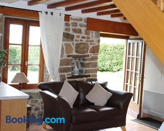 Romantic Cottage - Vire - Living room