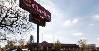 Clarion Hotel Detroit Metro Airport - Romulus - Gebäude