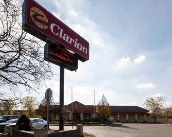 Clarion Hotel Detroit Metro Airport - Romulus - Edificio