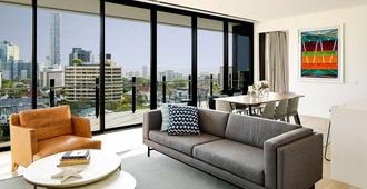Art Series - The Johnson - Brisbane - Sala de estar