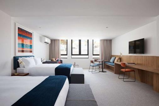 The Johnson Brisbane - Art Series - Brisbane - Bedroom