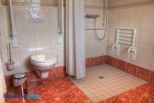 Ostseehotel Rike - Wismar - Bathroom