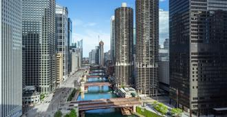 بندري شيكاجو - شيكاغو - المظهر الخارجي