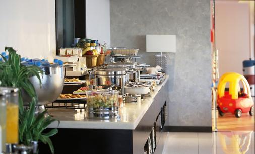 吉達雅詩閣塔利亞公寓式酒店 - 吉達 - 自助餐