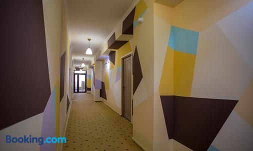 Mini Gotel Pozitiv - Uman' - Hallway