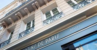 巴黎早晨水療酒店 - 巴黎 - 巴黎 - 建築