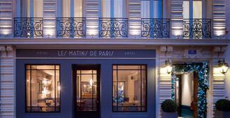 Hotel Les Matins De Paris - París - Edificio
