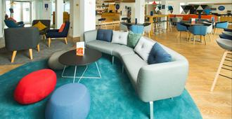 Holiday Inn Express Cardiff Bay - קארדיף - טרקלין