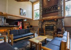 Quality Resort Chateau Canmore - Canmore - Σαλόνι ξενοδοχείου